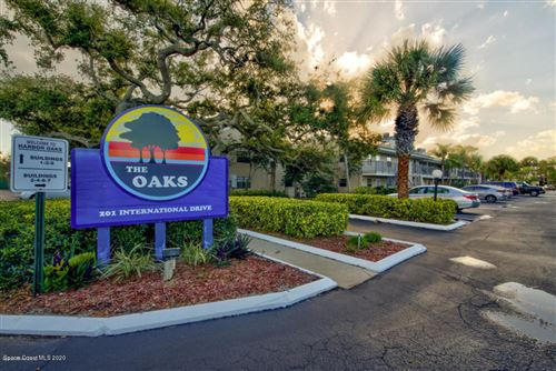 Photo of 201 International Drive #214, Cape Canaveral, FL 32920 (MLS # 885796)