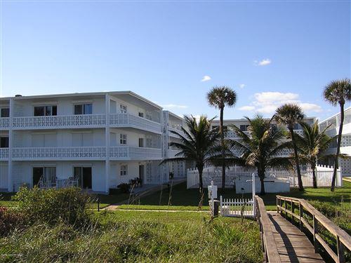 Photo of 4800 Ocean Beach Boulevard #221, Cocoa Beach, FL 32931 (MLS # 892797)