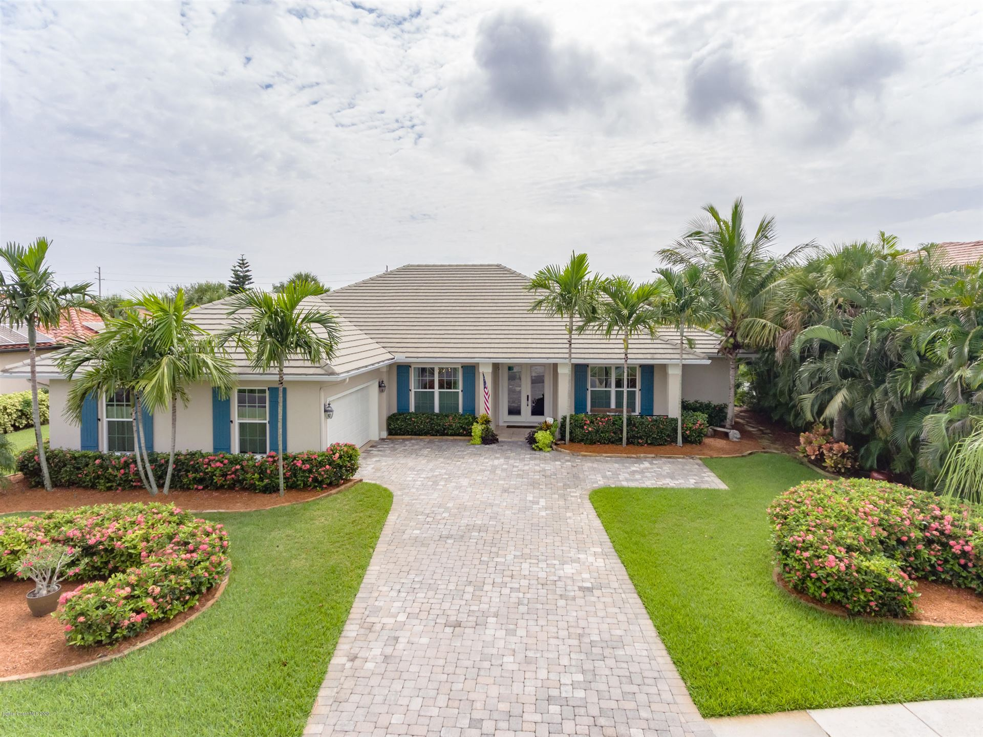 133 Island View Drive, Indian Harbour Beach, FL 32937 - #: 881797