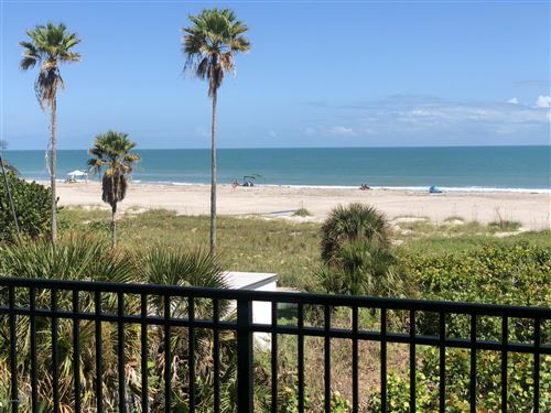 Photo of 550 Jackson Avenue #304, Cape Canaveral, FL 32920 (MLS # 874798)