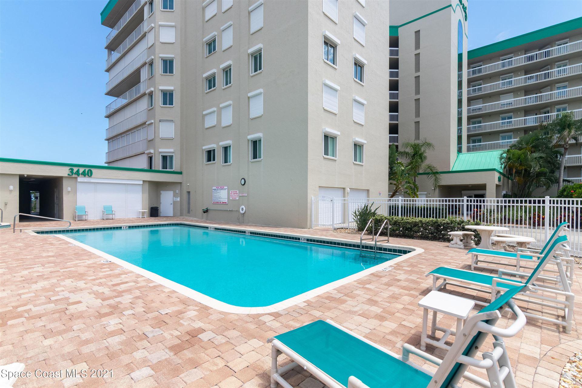 3400 Ocean Beach Boulevard #707, Cocoa Beach, FL 32931 - #: 901799