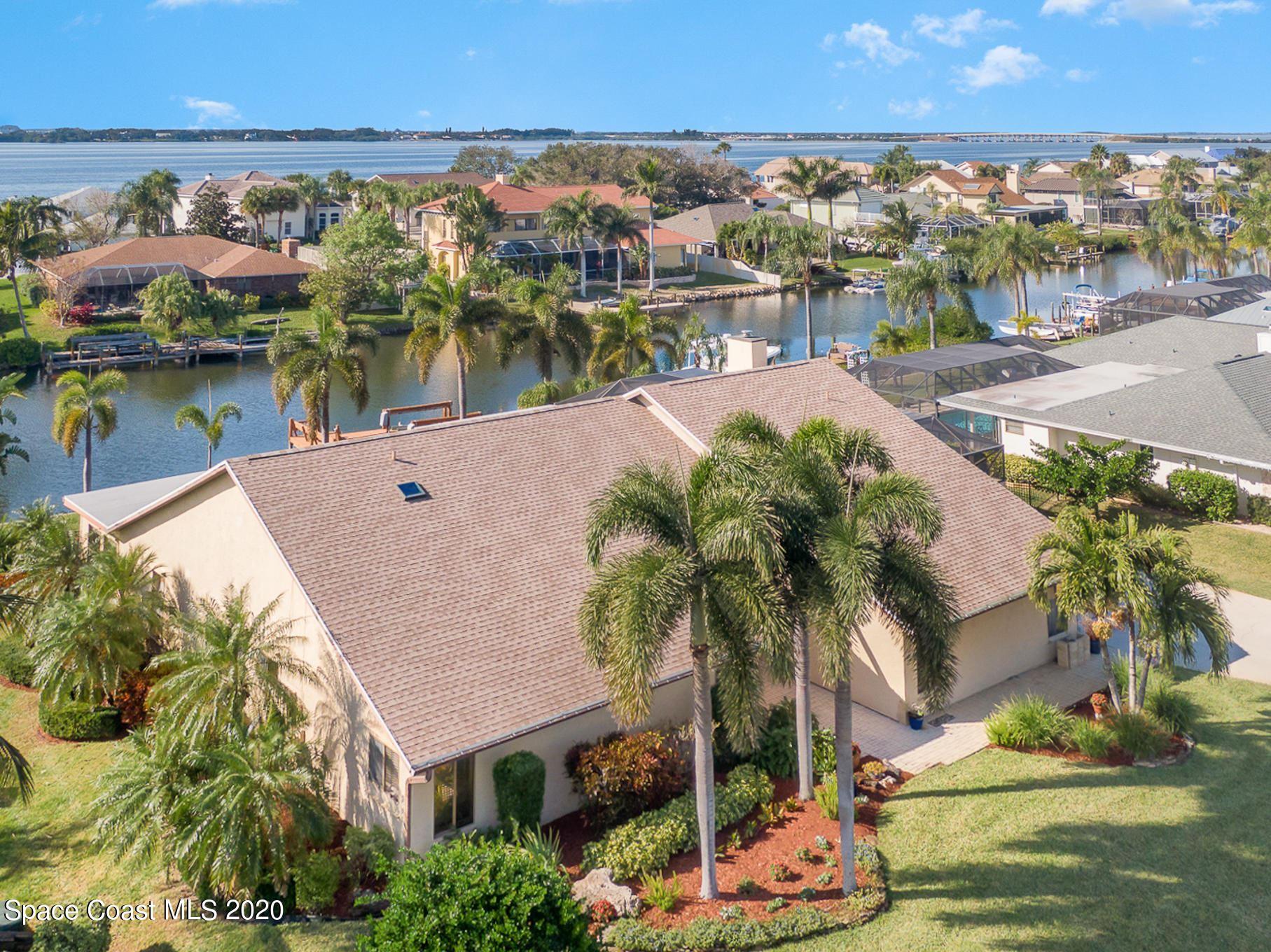 688 Hawksbill Island Drive, Satellite Beach, FL 32937 - #: 892800