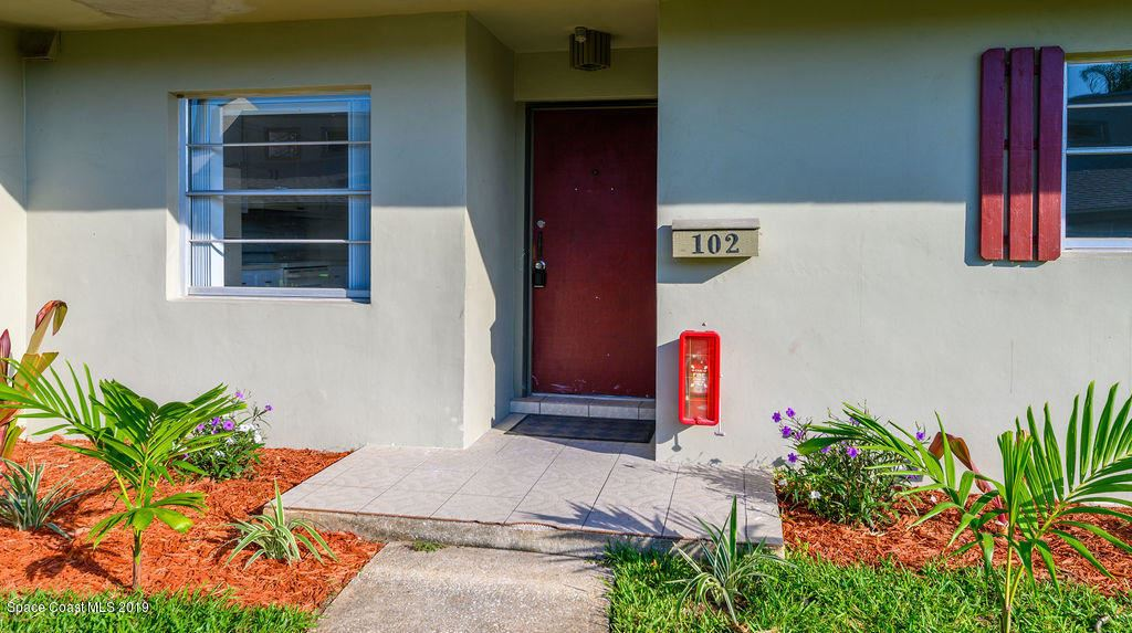 2012 Grant Place #102, Melbourne, FL 32901 - MLS#: 858804