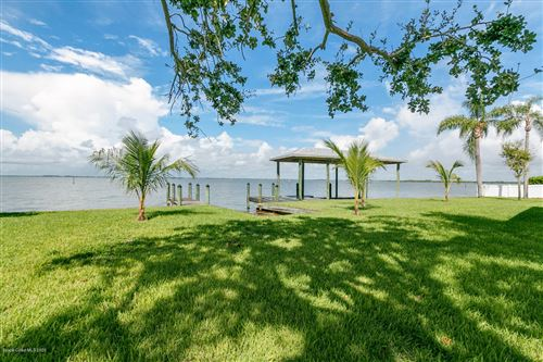 Photo of 23 W Point Drive, Cocoa Beach, FL 32931 (MLS # 889805)