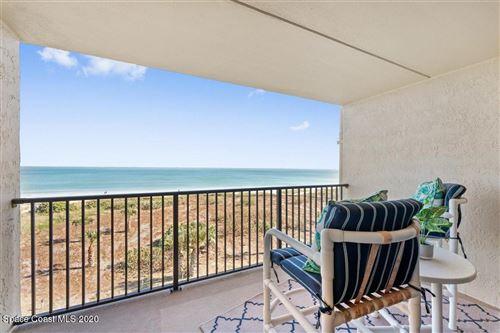 Photo of 3170 N Atlantic Avenue #506, Cocoa Beach, FL 32931 (MLS # 894805)