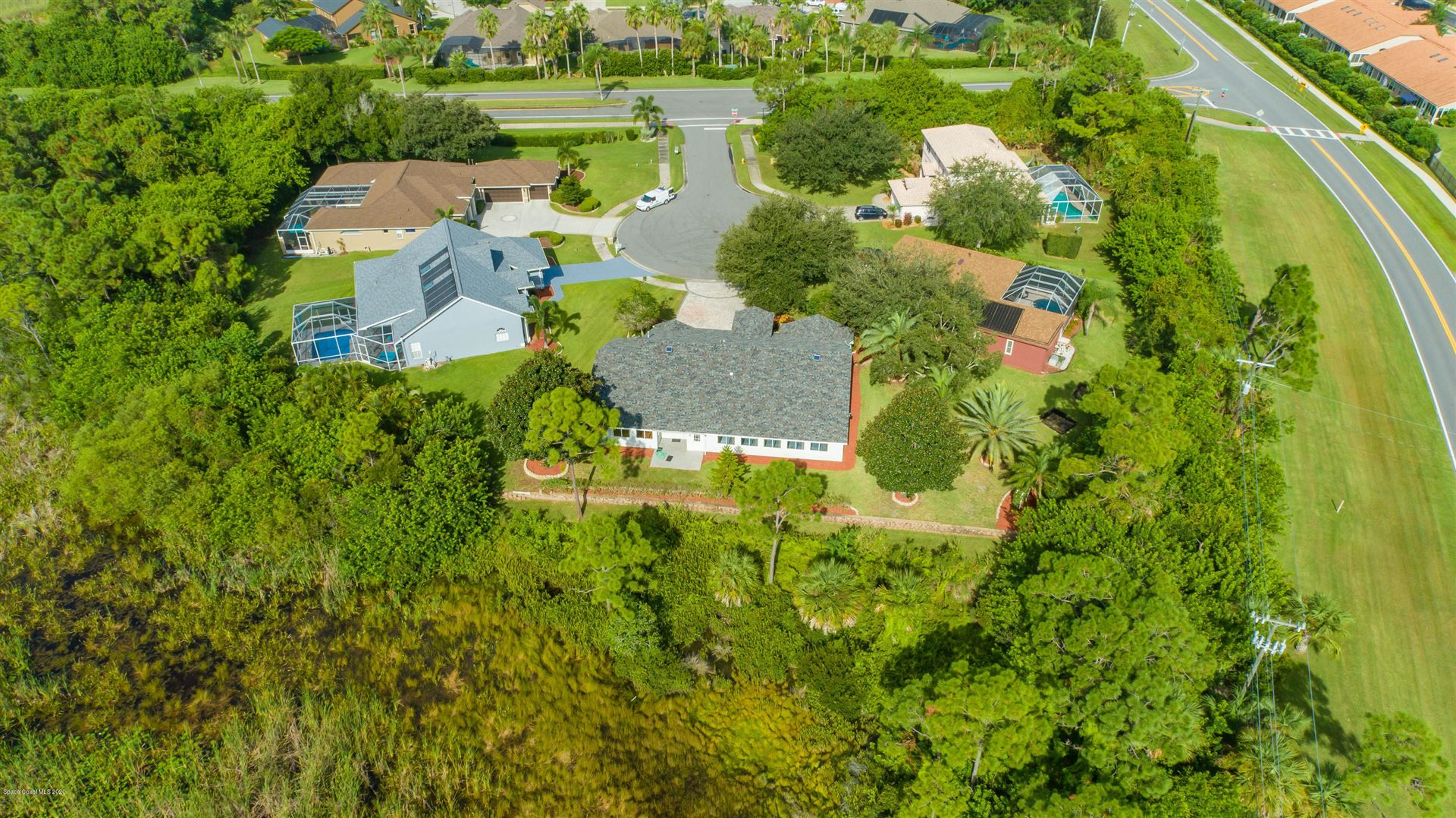 7580 Half Moon Court, Melbourne, FL 32940 - #: 884805