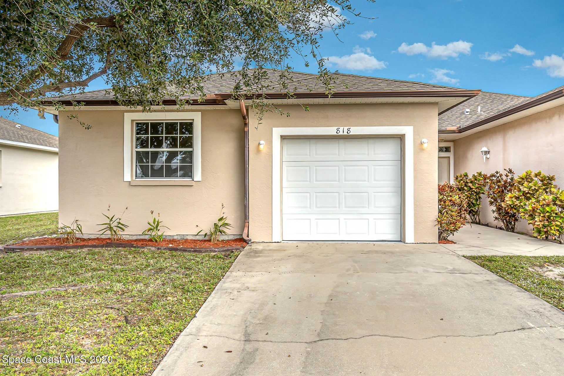 818 Angela Avenue #A, Rockledge, FL 32955 - #: 892805