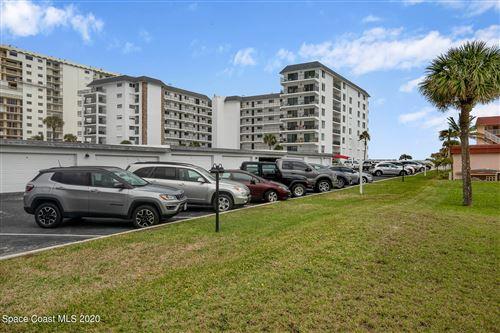 Photo of 650 N Atlantic Avenue #103, Cocoa Beach, FL 32931 (MLS # 894811)