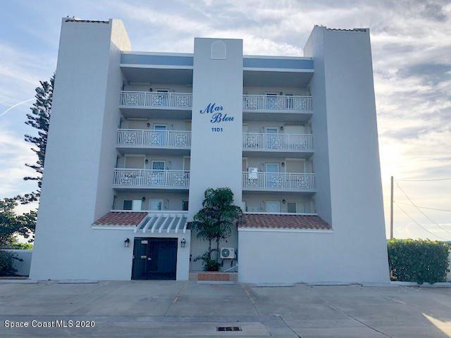 Photo for 1101 S Atlantic Avenue #102, Cocoa Beach, FL 32931 (MLS # 887812)