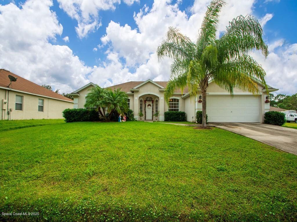 1470 Transcoro Street, Palm Bay, FL 32909 - #: 891812
