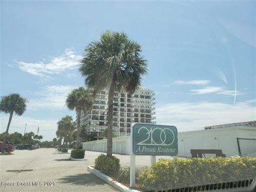 Photo of 2100 N Atlantic Avenue #901, Cocoa Beach, FL 32931 (MLS # 898818)