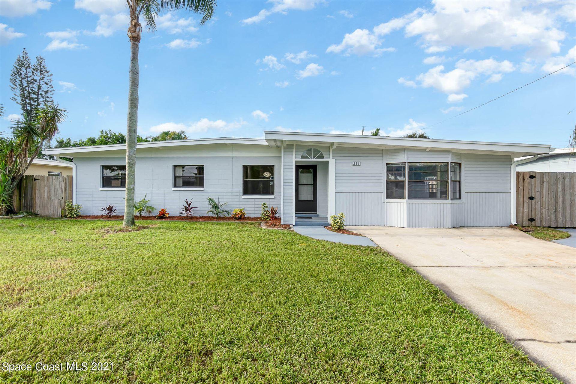 235 Birch Avenue, Merritt Island, FL 32953 - #: 914818