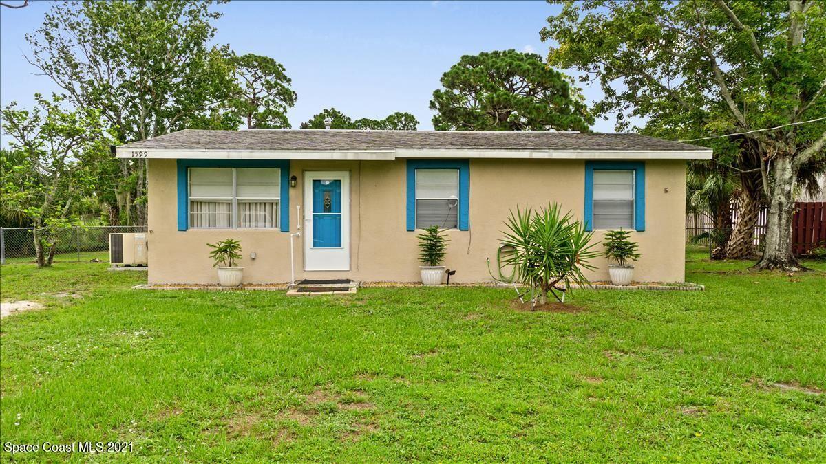 1599 Richards Drive, Palm Bay, FL 32905 - #: 909820