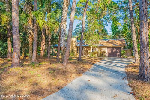 Photo of 7461 Ester Road, Cocoa, FL 32927 (MLS # 894821)