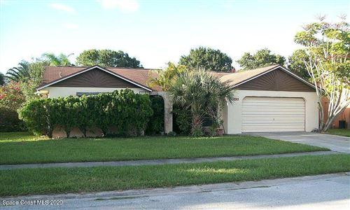 Photo of 730 Venetian Way, Merritt Island, FL 32953 (MLS # 897824)