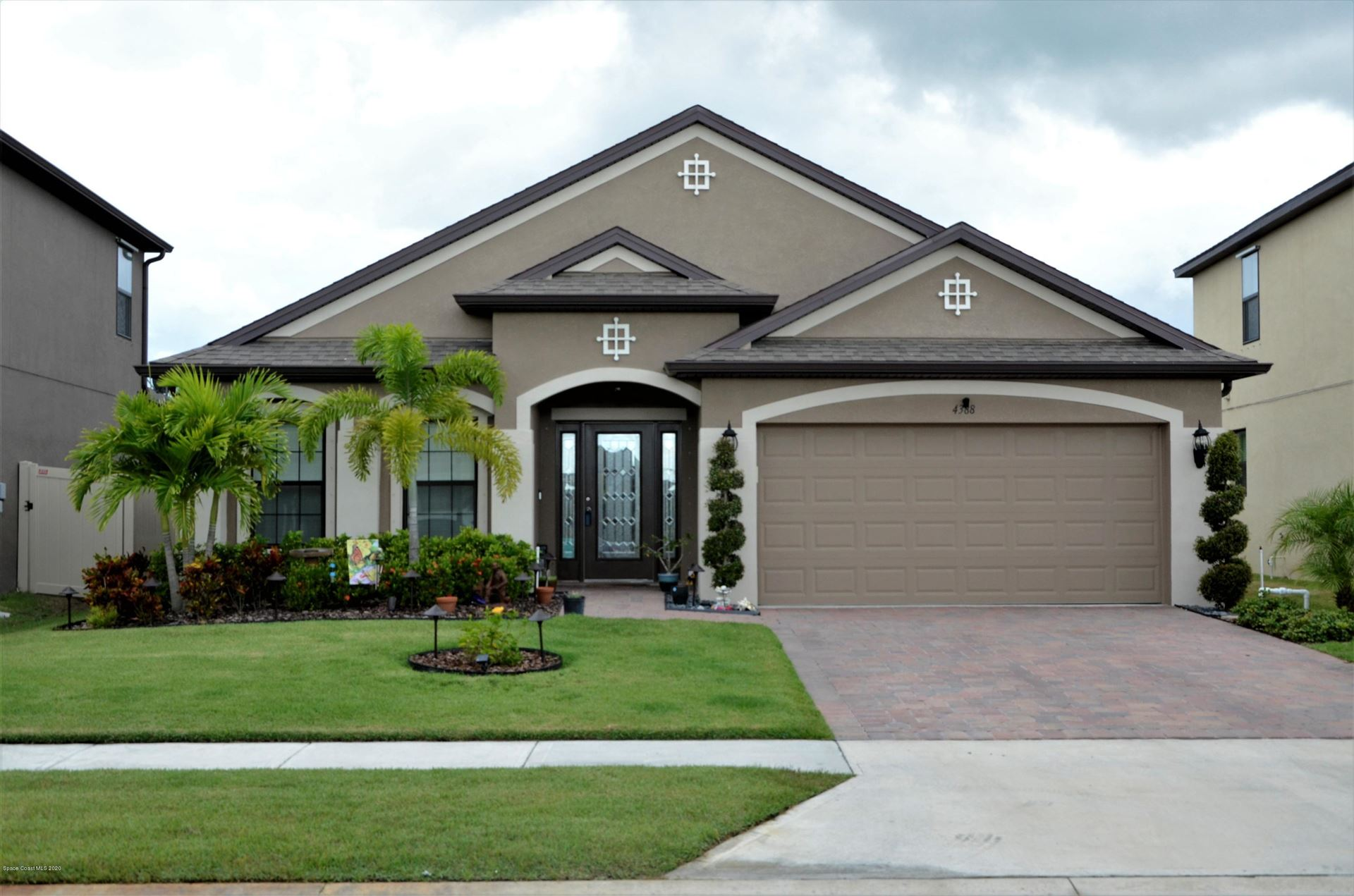 4388 Alligator Flag Circle, West Melbourne, FL 32904 - #: 884824