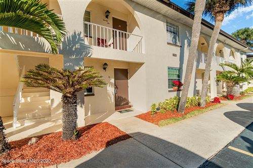 Photo of 1057 Small Court #18, Indian Harbour Beach, FL 32937 (MLS # 893825)