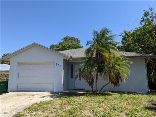 Photo of 233 Broadview Drive, Cocoa, FL 32922 (MLS # 903826)