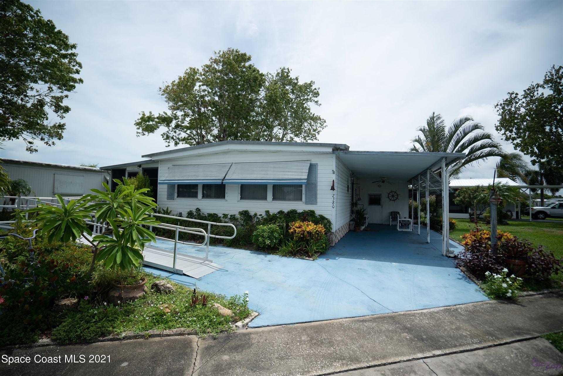 2380 NE Ersoff Boulevard, Palm Bay, FL 32905 - #: 914827