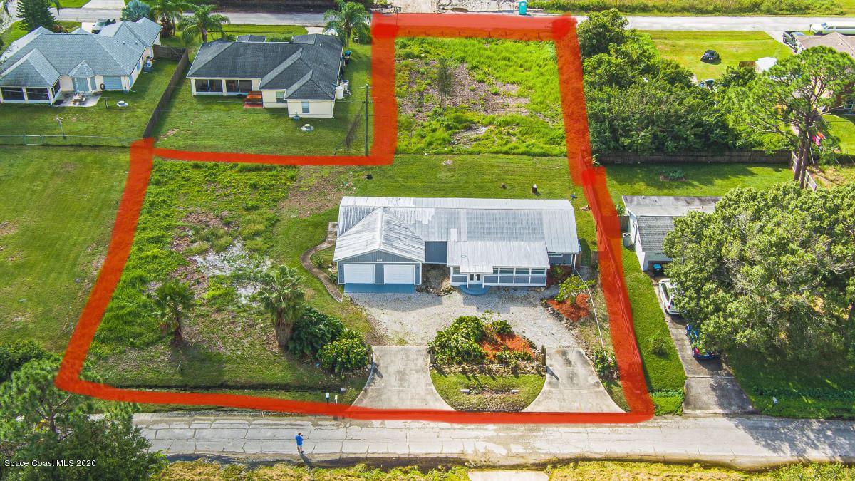 1460 Agnes Avenue, Palm Bay, FL 32909 - #: 888828