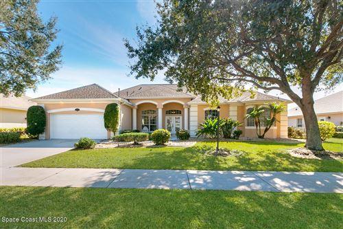Photo of 3231 Windsor Estates Drive, Melbourne, FL 32940 (MLS # 894829)