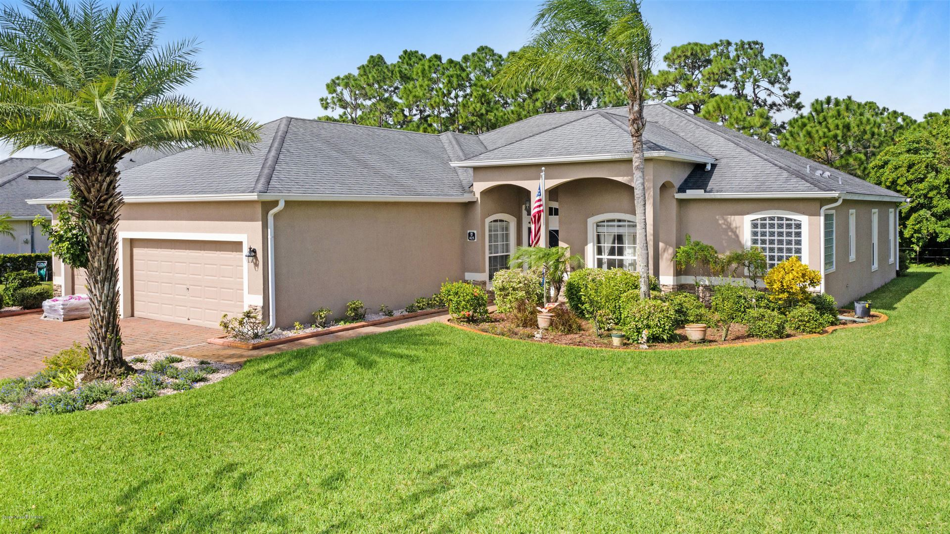 425 Easton Forest Circle, Palm Bay, FL 32909 - #: 889829