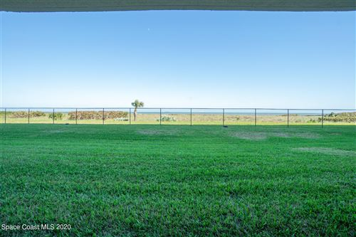 Photo of 1890 N Atlantic Avenue #103, Cocoa Beach, FL 32931 (MLS # 897831)