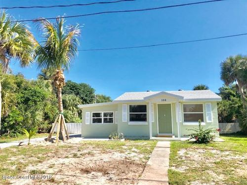 Photo of 104 Delespine Street, Melbourne Beach, FL 32951 (MLS # 901831)