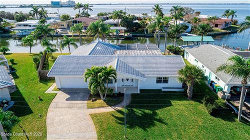 Photo of 452 Dorset Drive, Cocoa Beach, FL 32931 (MLS # 894833)