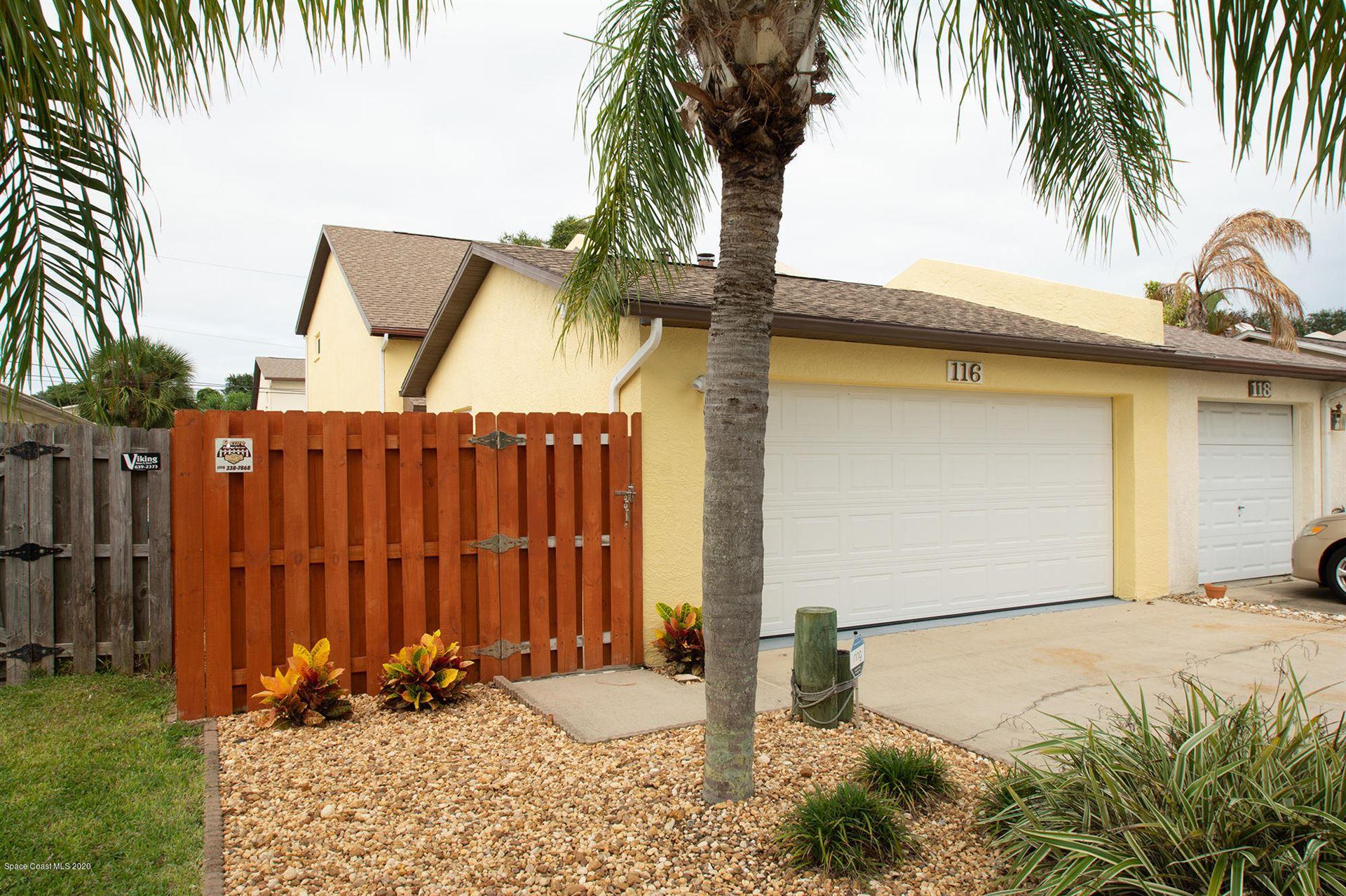 116 Jefferson Avenue, Cape Canaveral, FL 32920 - #: 886839