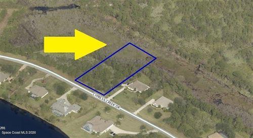 Photo of 5659 Cypress Creek Drive, Grant Valkaria, FL 32949 (MLS # 867840)