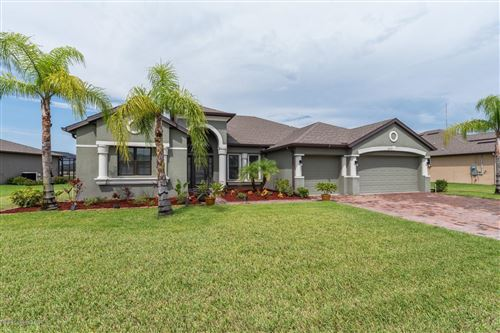 Photo of 3372 Rushing Waters Drive, West Melbourne, FL 32904 (MLS # 885840)