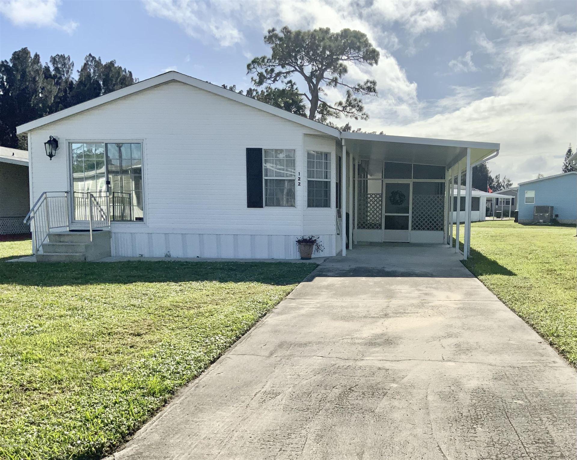 122 Holiday Park Boulevard, Palm Bay, FL 32907 - #: 890841