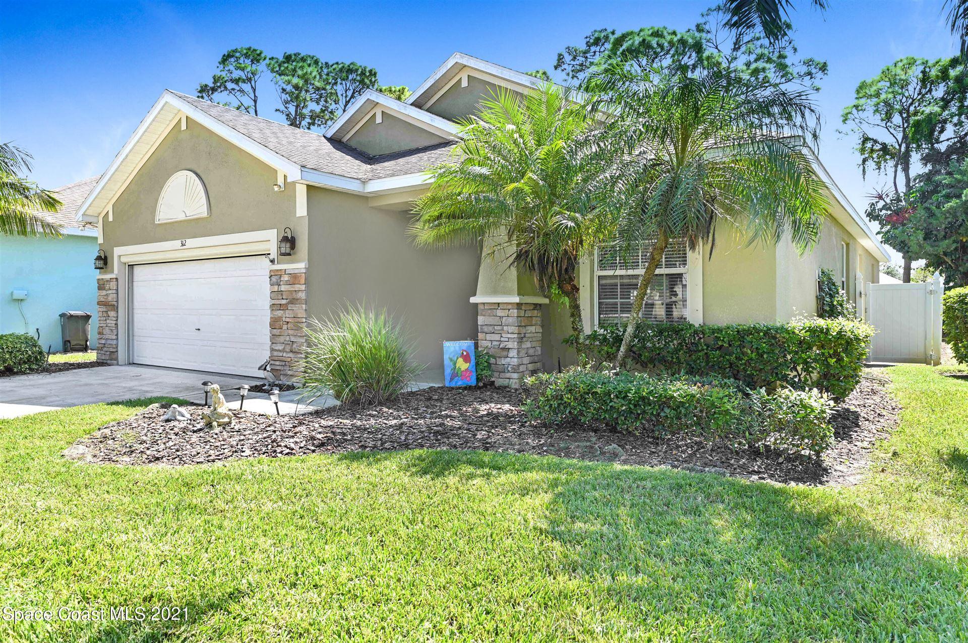 312 Waterside Circle, Titusville, FL 32780 - #: 914841