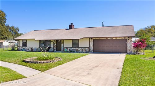 Photo of 1545 Justin Court, Titusville, FL 32796 (MLS # 897843)