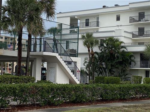Tiny photo for 7400 Ridgewood Avenue #102, Cape Canaveral, FL 32920 (MLS # 891846)