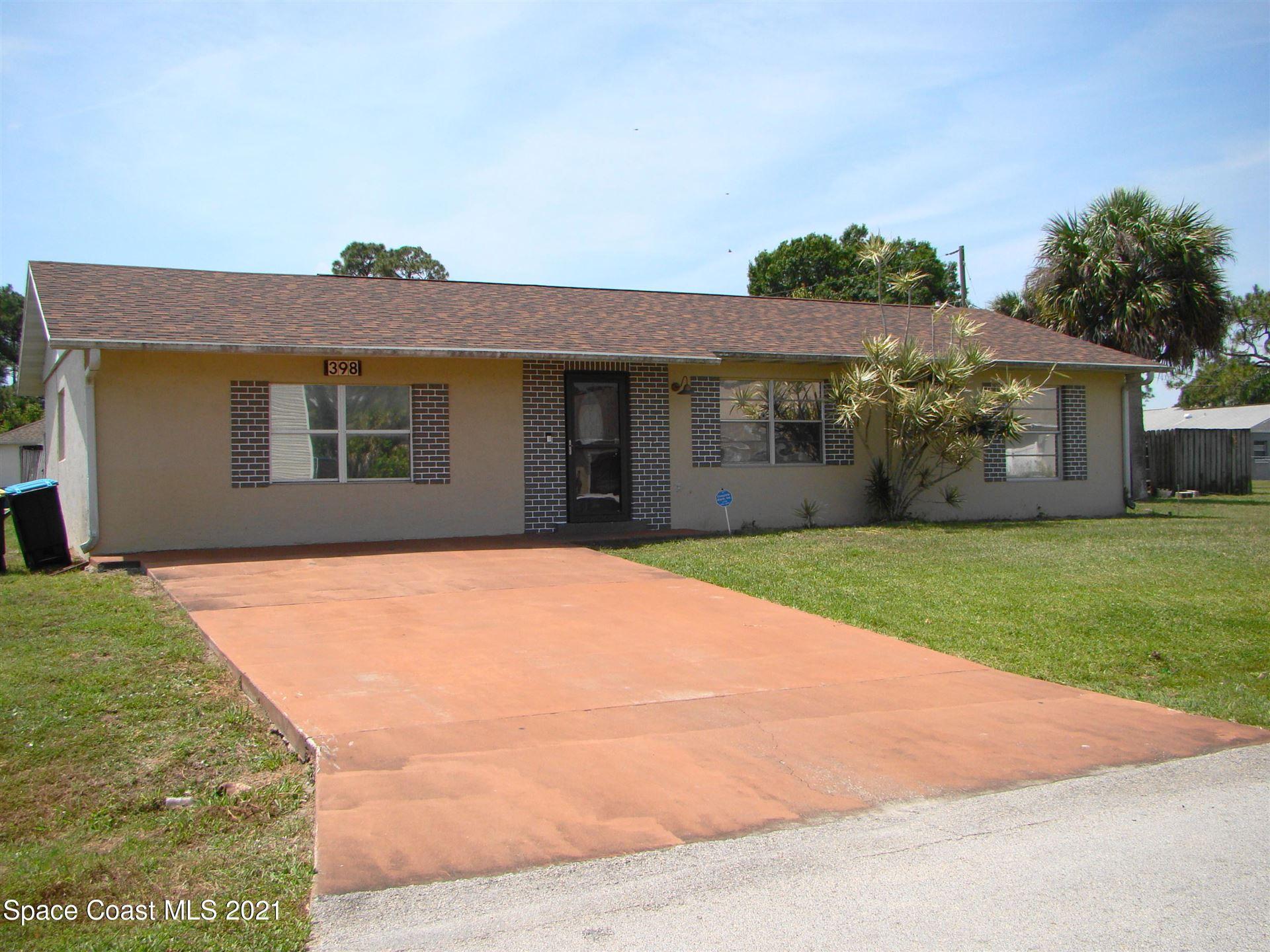 398 Buzby Street, Palm Bay, FL 32909 - #: 903846