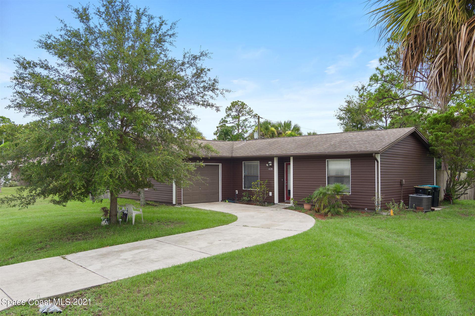426 Crystal Mist Road, Palm Bay, FL 32907 - #: 914846