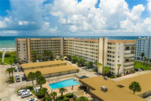 Photo of 1830 N Atlantic Avenue #C105, Cocoa Beach, FL 32931 (MLS # 880848)