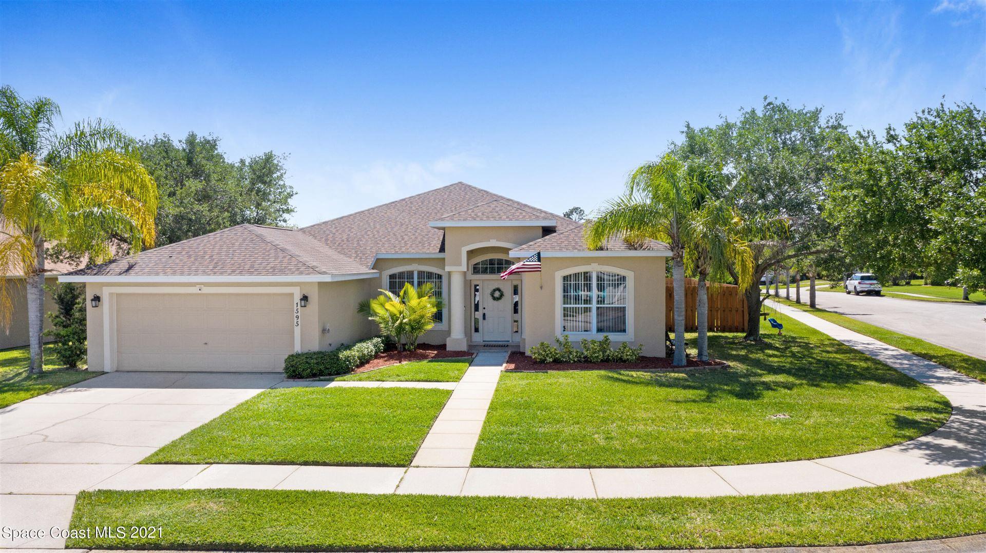 1595 Sun Gazer Drive, Rockledge, FL 32955 - #: 900848