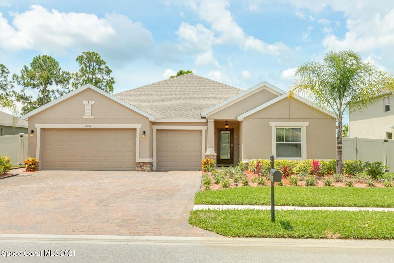 620 Stonebriar Drive, Palm Bay, FL 32908 - #: 907850