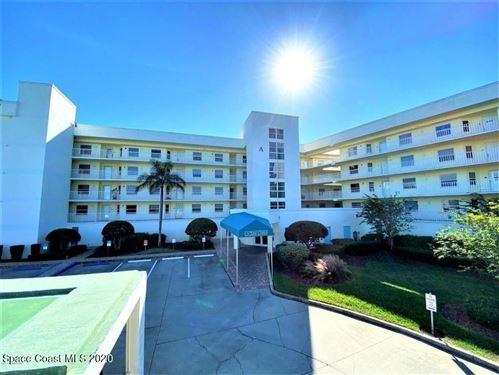 Photo of 8700 Ridgewood Avenue #A210, Cape Canaveral, FL 32920 (MLS # 897851)
