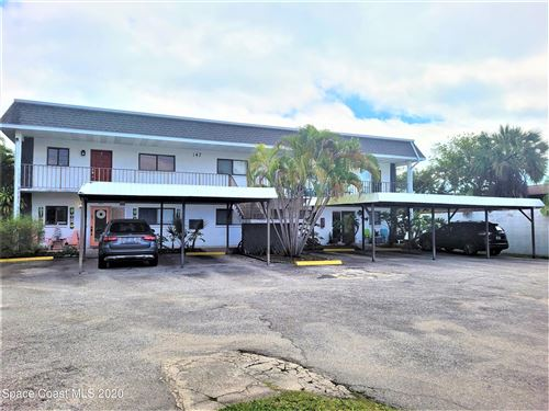 Photo of 147 S Brevard Avenue #4, Cocoa Beach, FL 32931 (MLS # 897852)