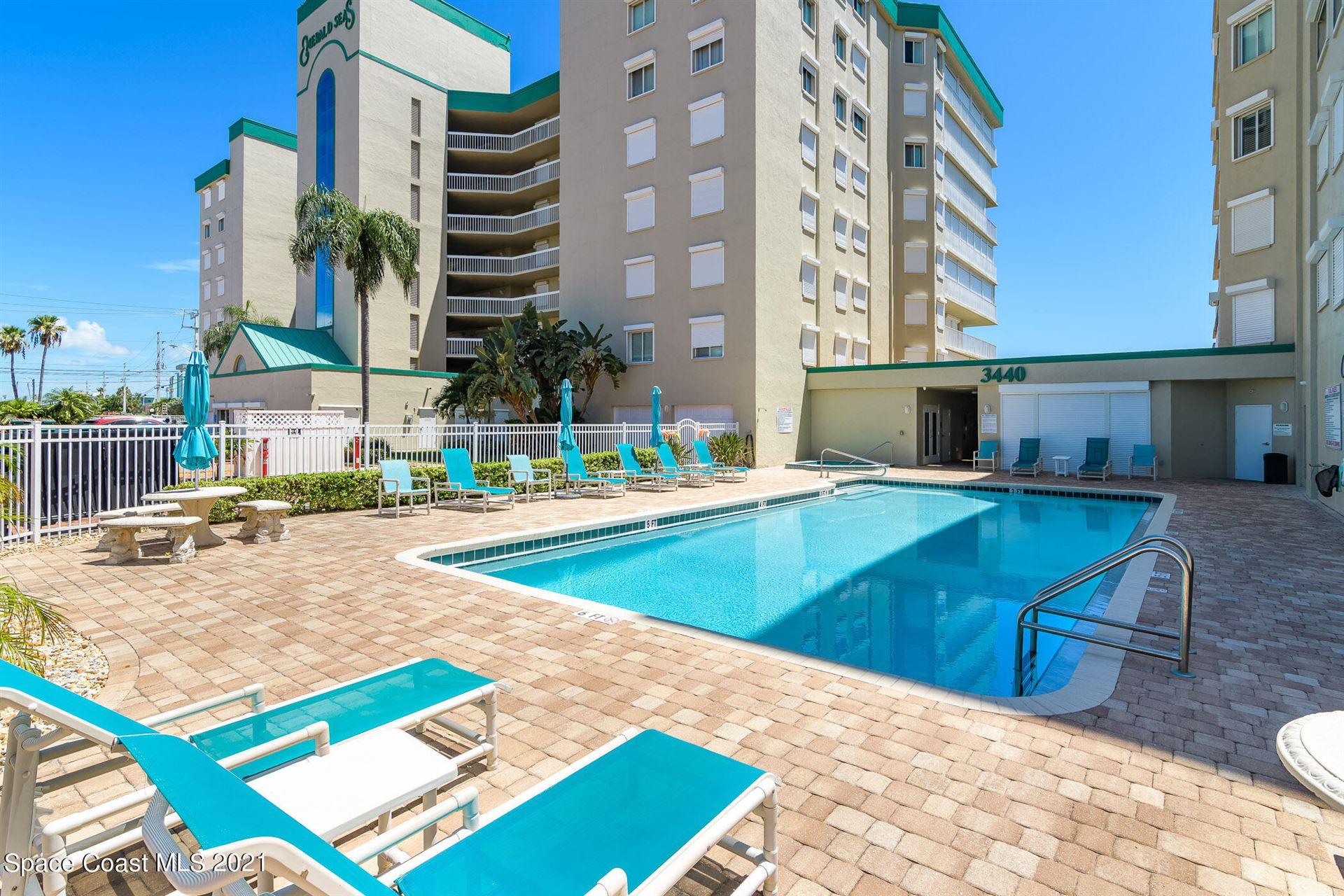 3400 Ocean Beach Boulevard #607, Cocoa Beach, FL 32931 - #: 912853