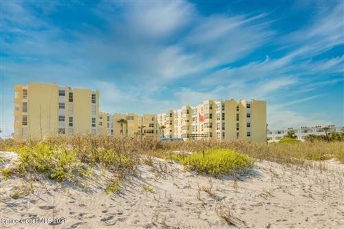 Tiny photo for 4700 Ocean Beach Boulevard #208, Cocoa Beach, FL 32931 (MLS # 903857)