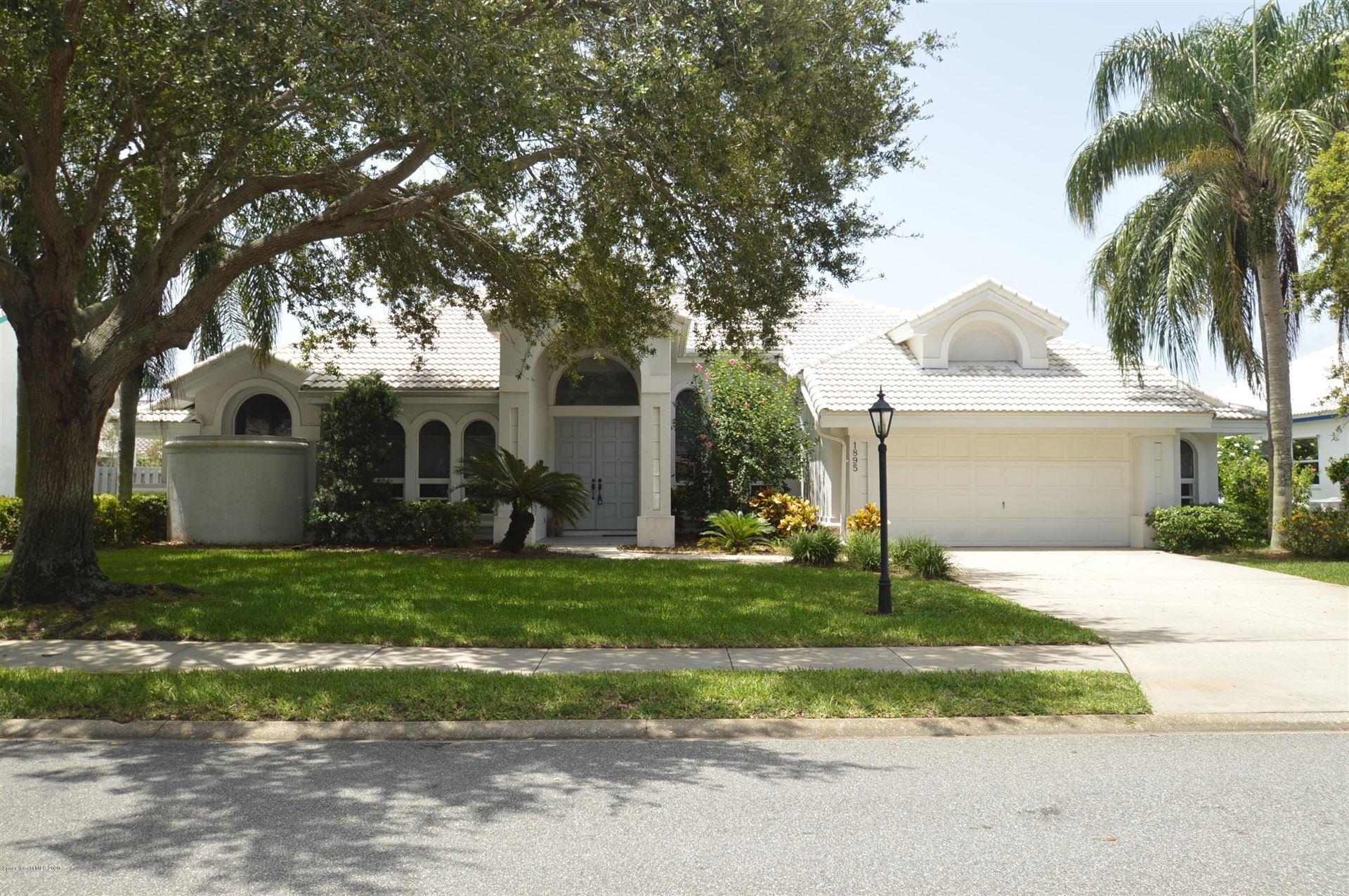 1895 Canterbury Drive, Indialantic, FL 32903 - #: 878857