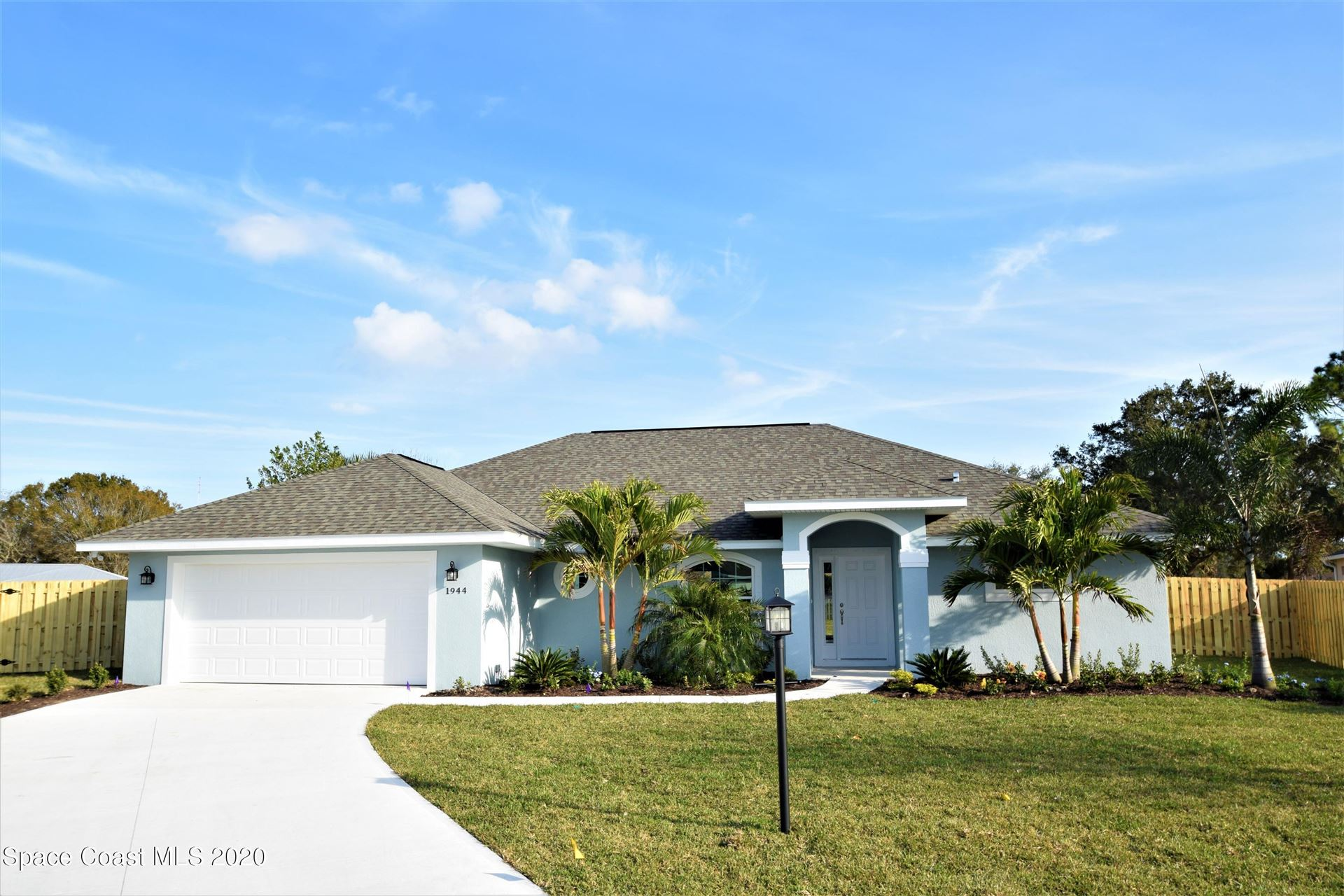 1944 Gloria Circle, Palm Bay, FL 32905 - #: 888857