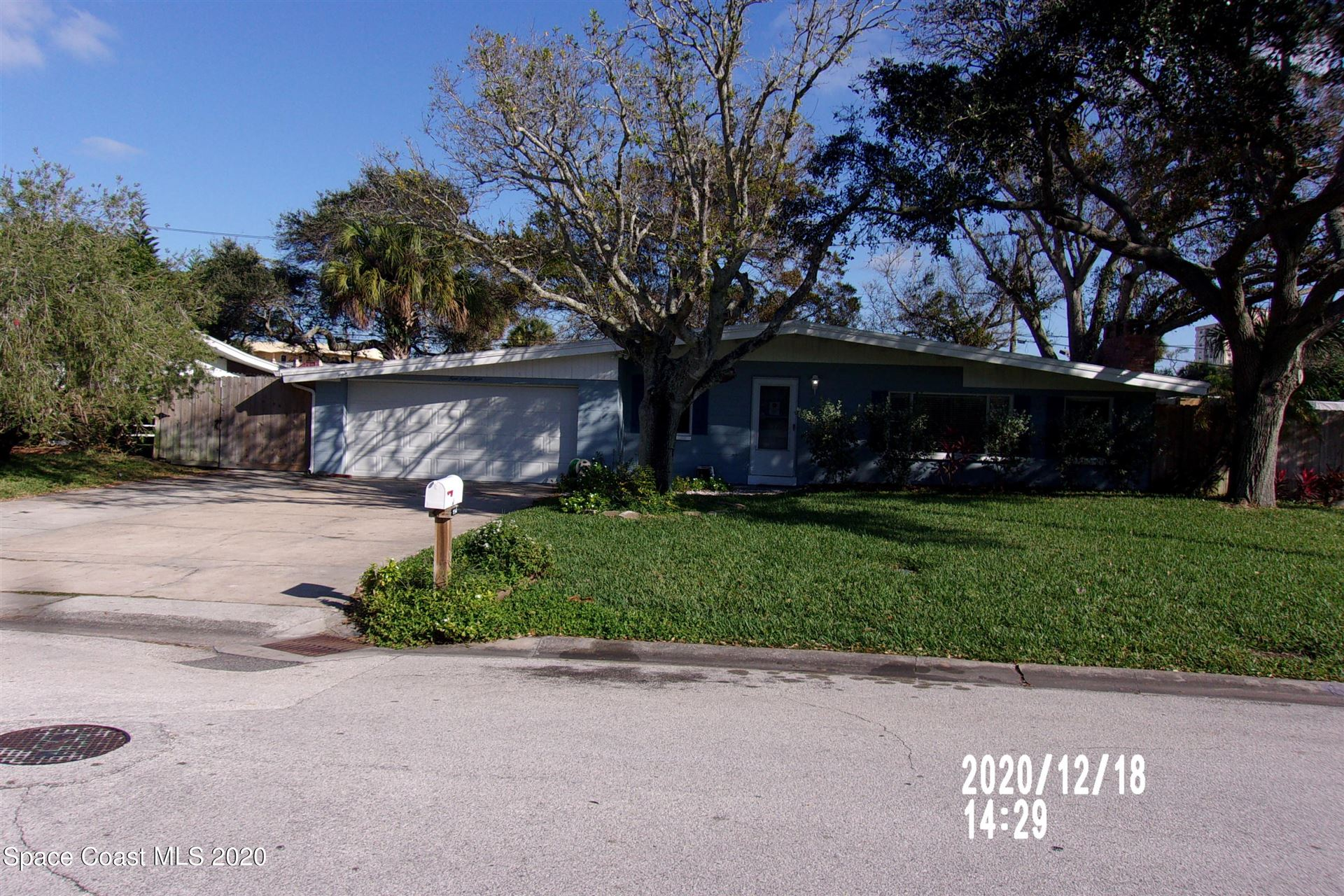 Photo for 994 Samar Road, Cocoa Beach, FL 32931 (MLS # 893857)
