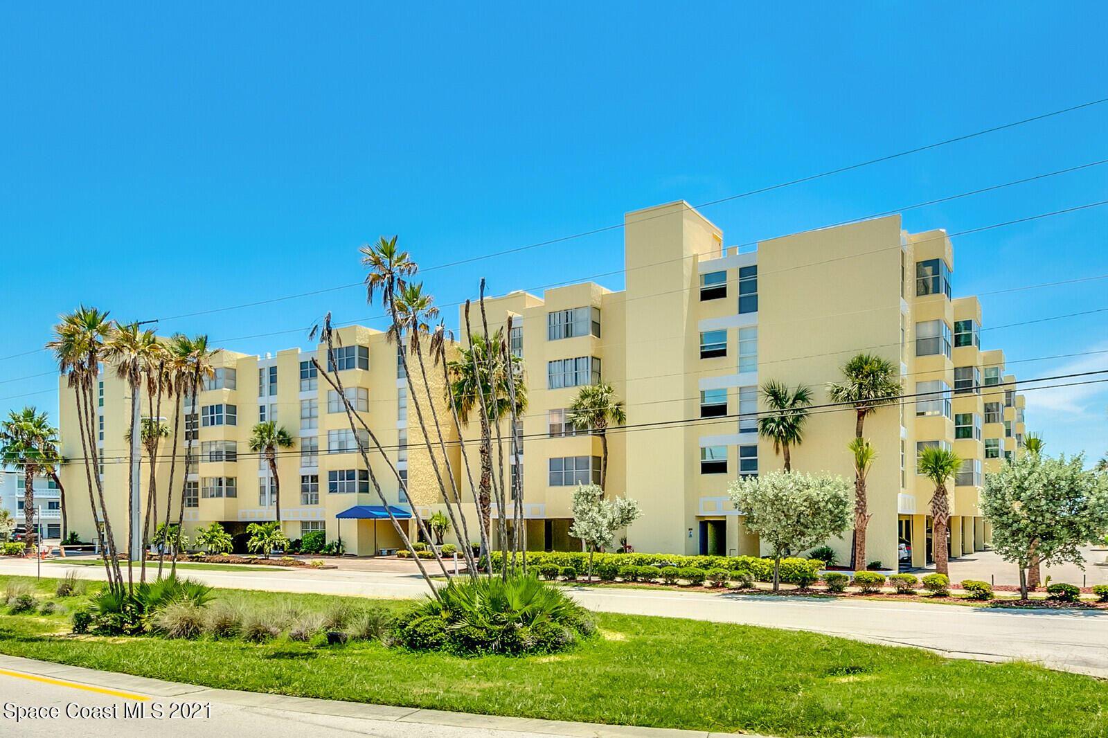 Photo for 4700 Ocean Beach Boulevard #208, Cocoa Beach, FL 32931 (MLS # 903857)
