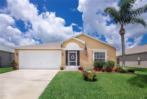 Photo of 160 Wickham Lakes Drive, Viera, FL 32940 (MLS # 885859)